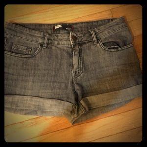 "BDG Shortie- grey - 34"" waist-11"" long 99% cotton"